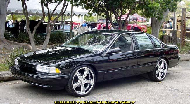 Chevy Impala 1994 - Caprice DSC00182