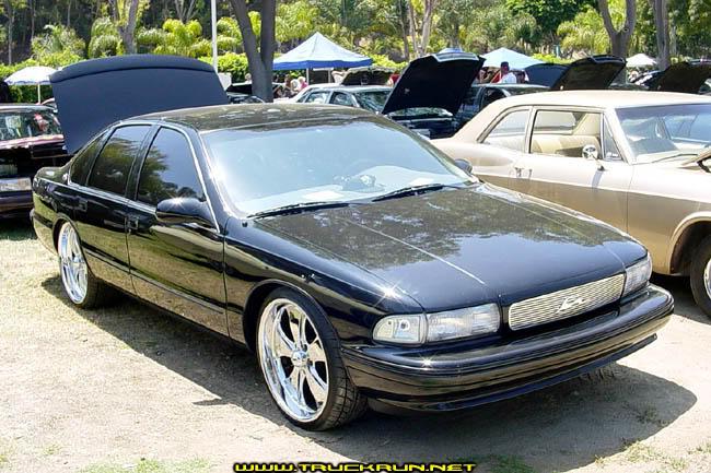 Chevy Impala 1994 - Caprice DSC02829