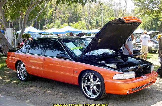 Chevy Impala 1994 - Caprice DSC02871