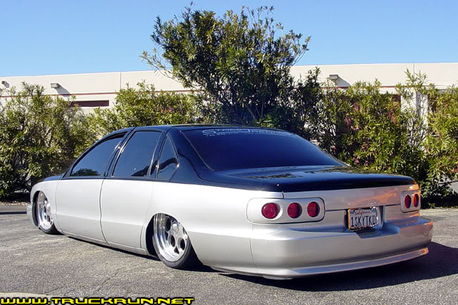 Chevy Impala 1994 - Caprice DSC06636