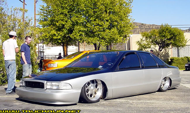 Chevy Impala 1994 - Caprice DSC06639