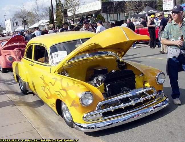 Chevy 1953 - Bel Air e outros DSC06962