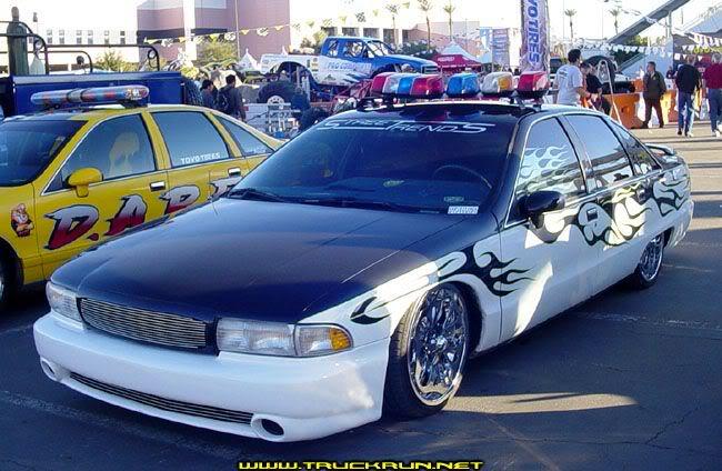 Chevy Impala 1994 - Caprice DSC07671