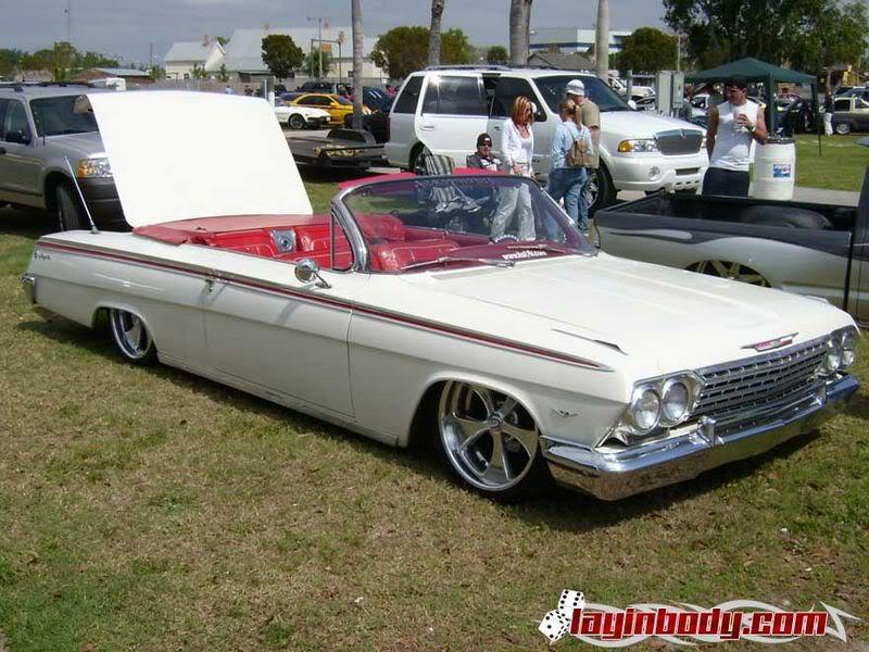 Chevy Impala 1962 Aar000