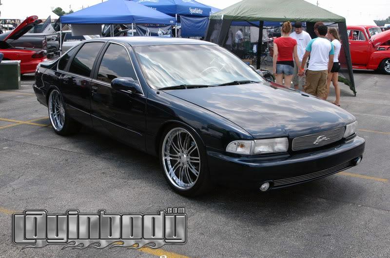 Chevy Impala 1994 - Caprice Abp0