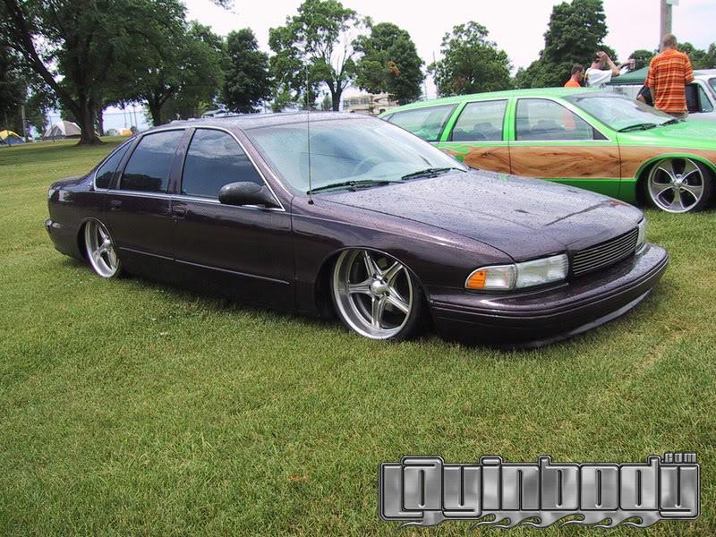 Chevy Impala 1994 - Caprice Abw01