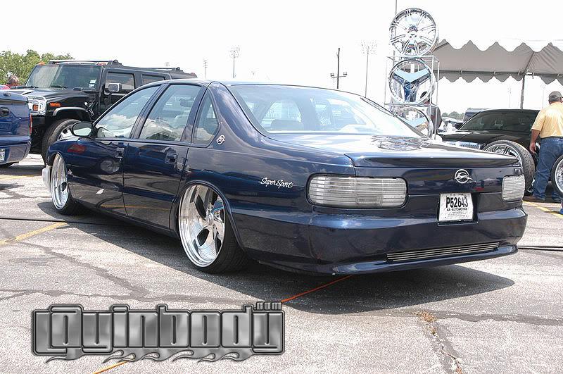 Chevy Impala 1994 - Caprice Adh00