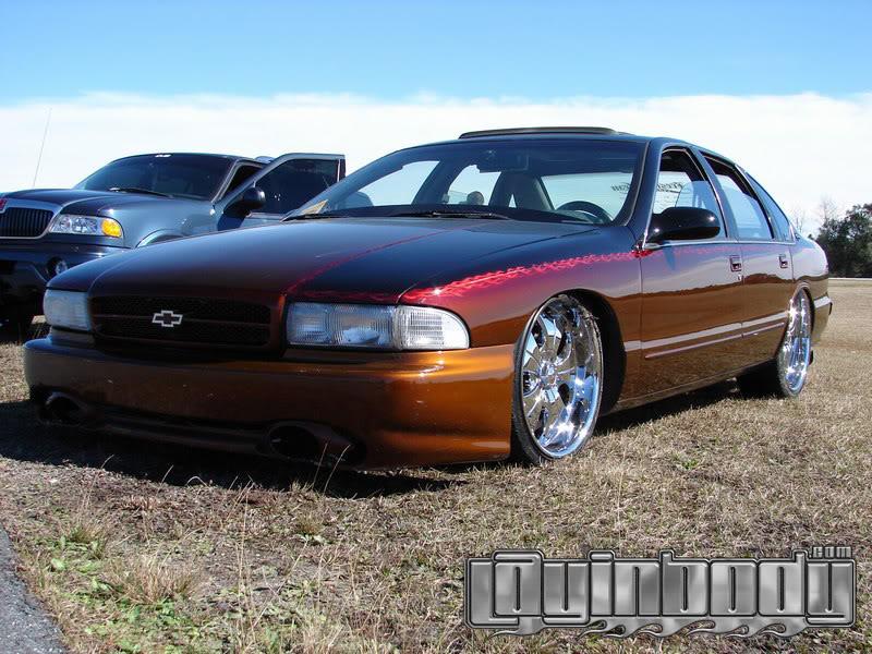 Chevy Impala 1994 - Caprice Adk0
