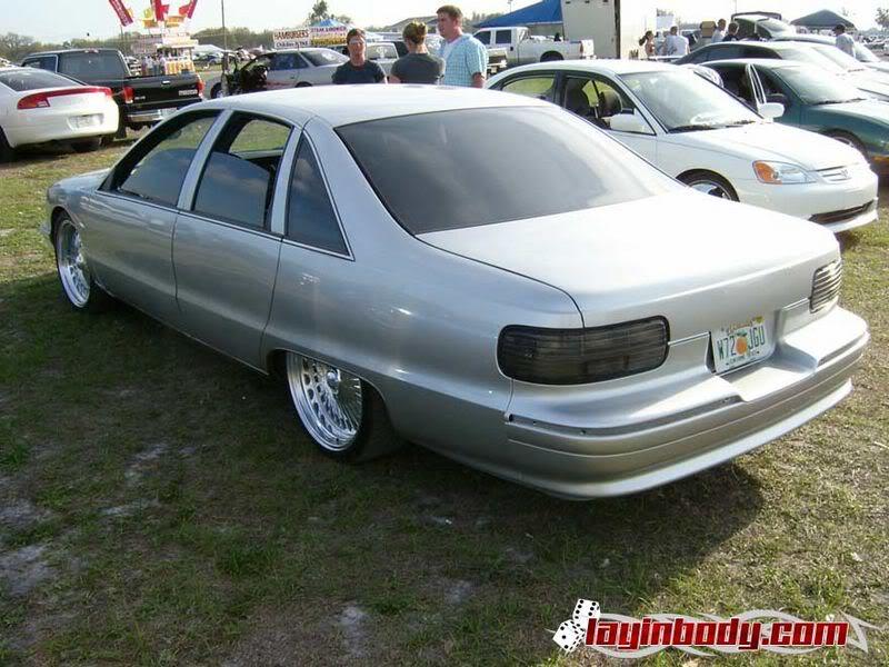Chevy Impala 1994 - Caprice Aex