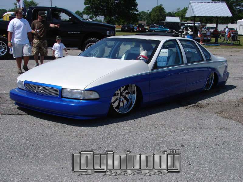 Chevy Impala 1994 - Caprice Ahe000