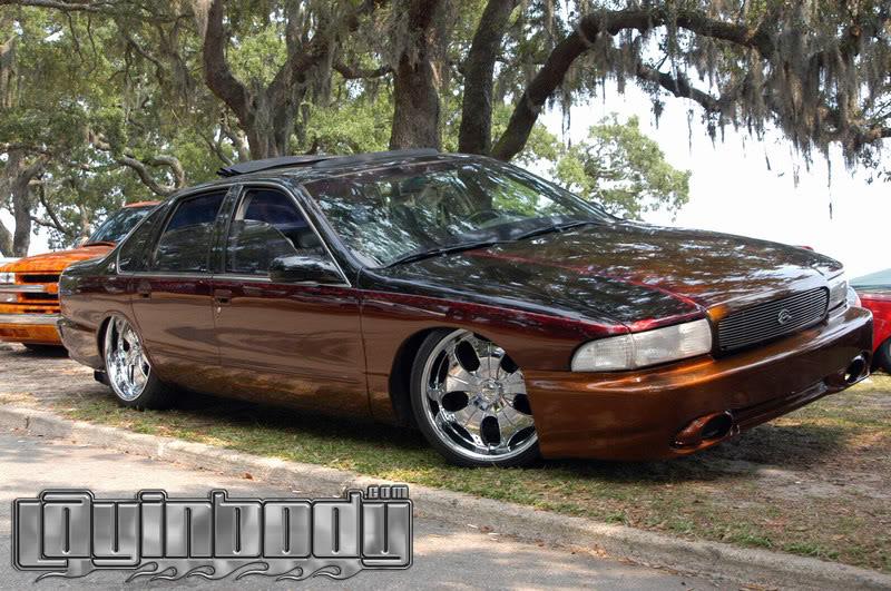 Chevy Impala 1994 - Caprice Aii