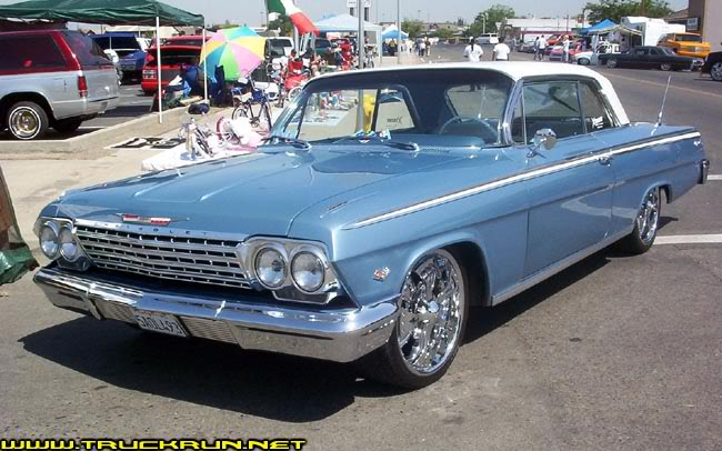 Chevy Impala 1962 B