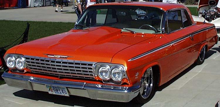 Chevy Impala 1962 Ggkc142