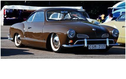 VW Karmann Guia Preview