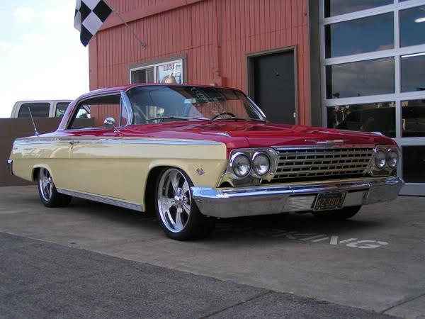 Chevy Impala 1962 Right