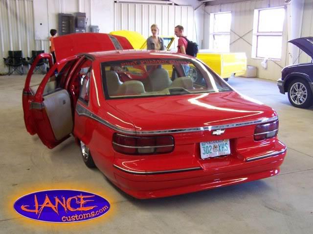 Chevy Impala 1994 - Caprice Spookfestcars6