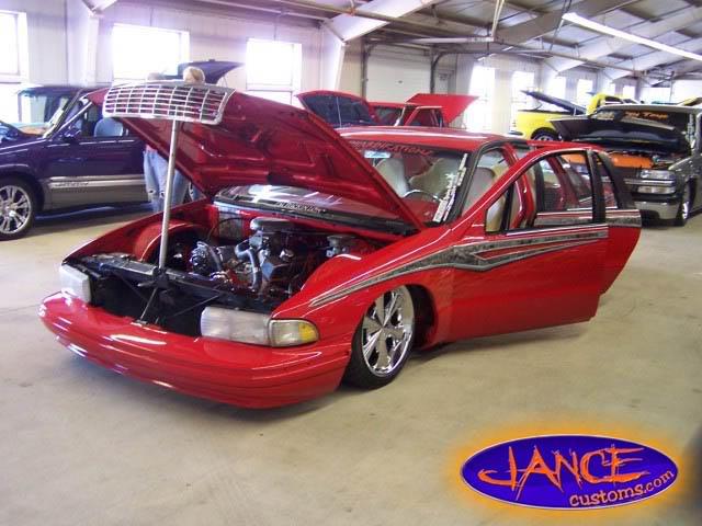 Chevy Impala 1994 - Caprice Spookfestcars8