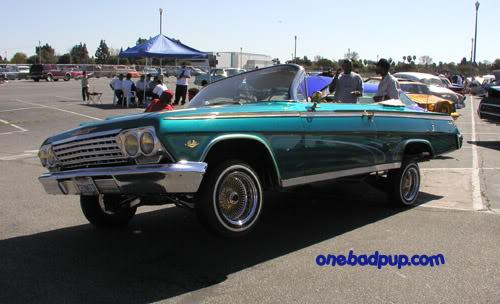 Chevy Impala 1962 Strait24