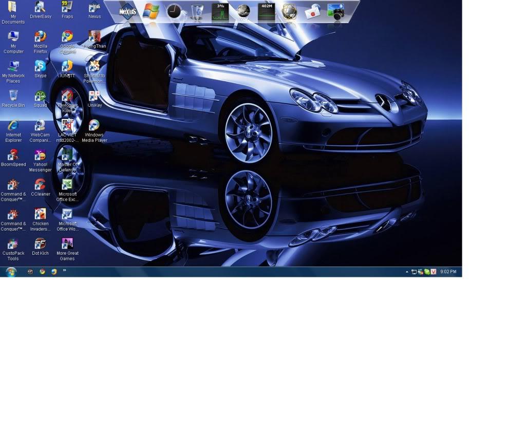 Show Desktop Desktop1
