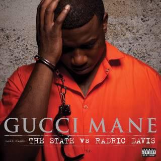 GUCCI MANE - THE STATE VS. RADRIC DAVIS ( OFFICIAL TRACKLIST) GUCCI_TSVRD_cov-1