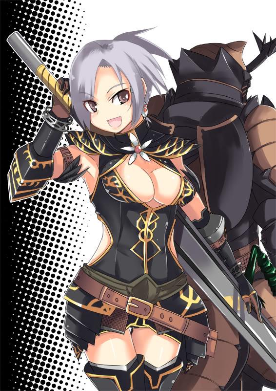 Monster Hunter - CG 4fadbe660dfe7fe6bb9c3771ddd567fc
