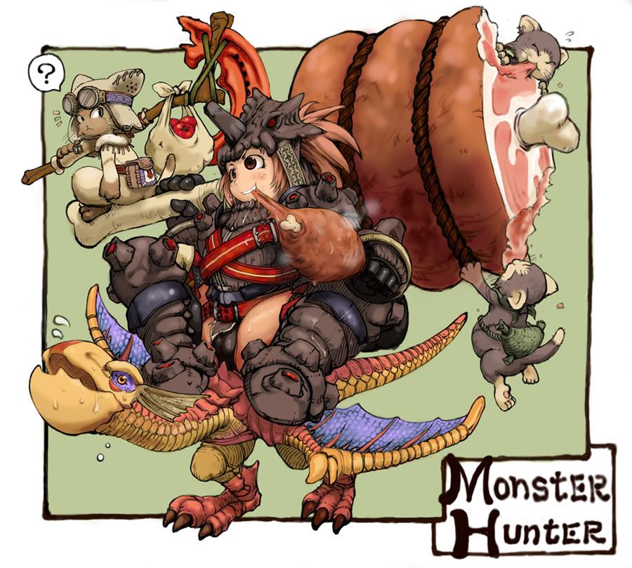 Monster Hunter - CG Cceda546f88d55f7fa2e40562dd9ed8f