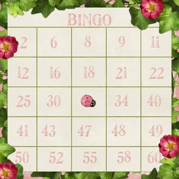 Best Decorated Bingo Card Contest July 8th CTBingo-2