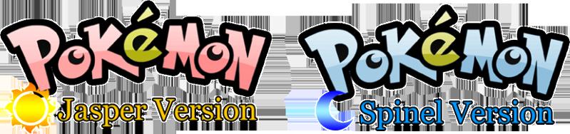 Meus fangames de Pokémon! (Jasper e Spinel) LOGO-1
