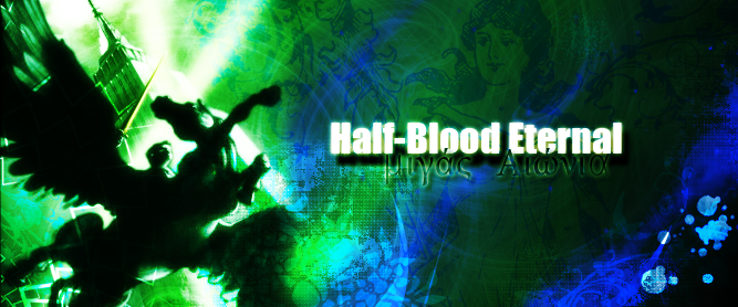 Half-Blood Eternal