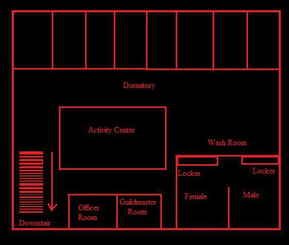 Guild Blueprint ChouBluePrint2ndfloor