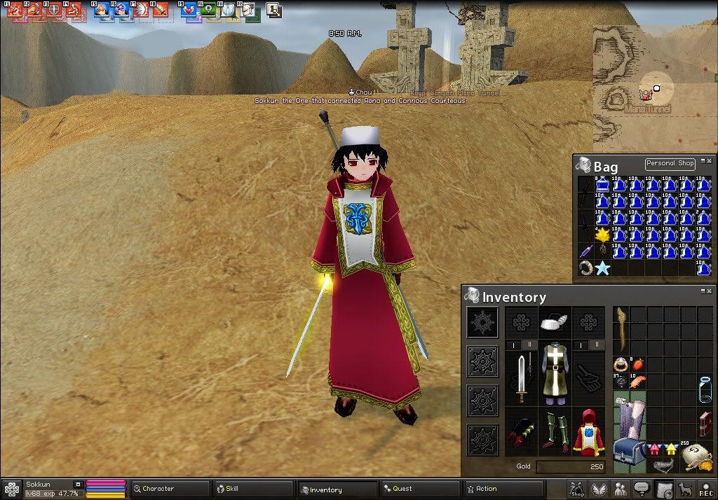 Double Rainbow Event Mabinogi_2010_11_19_002