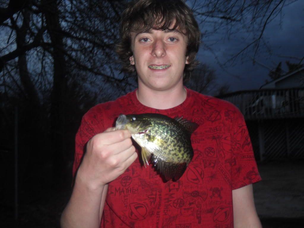 Crappie Fishing in NJ Crappie3