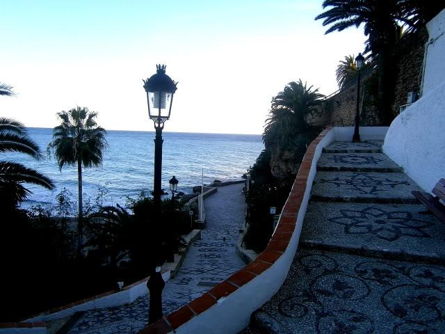 Nerja: El balcón de Europa. PB220021