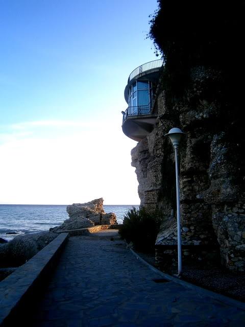 Nerja: El balcón de Europa. PB220025