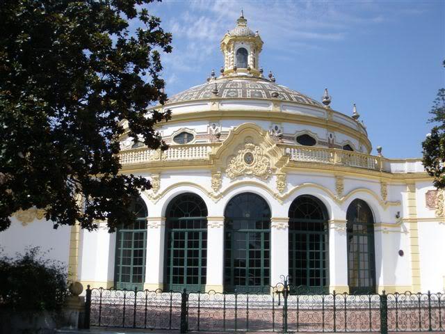 El Real Alcázar de Sevilla P6280123