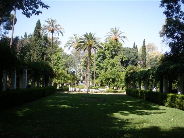 El Real Alcázar de Sevilla P6280087