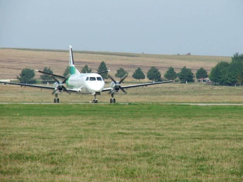 Aeroportul Suceava (Stefan cel Mare) - Mai 2009 DSCF2425