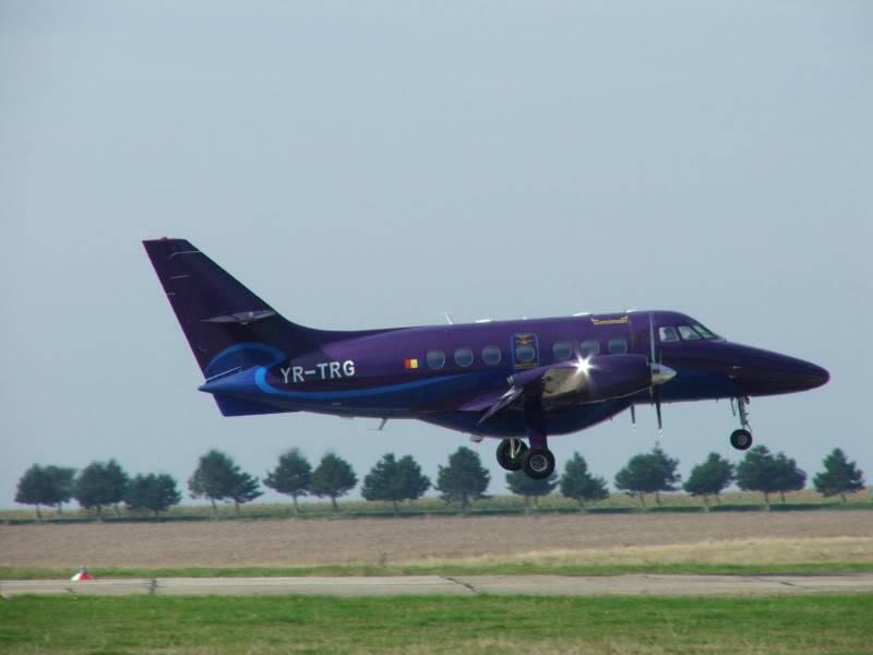 Aeroportul Suceava (Stefan cel Mare) - Mai 2009 DSCF2427