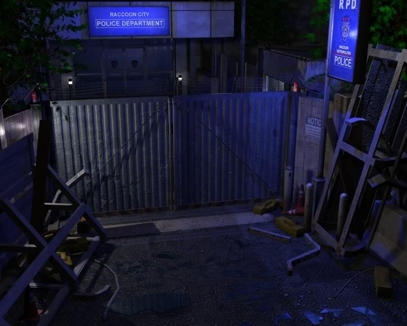 Entrevista com os criadores de Dark Biohazard 01-2