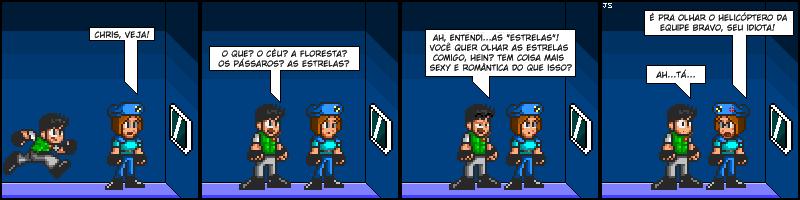 Tirinhas de Resident Evil 003