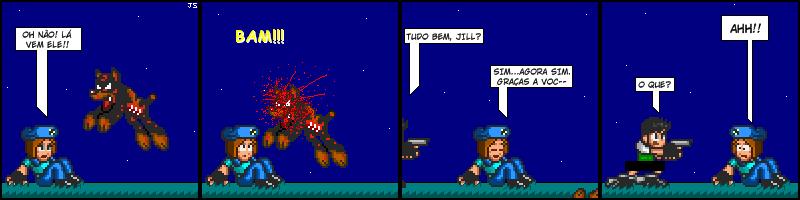 Tirinhas de Resident Evil 011