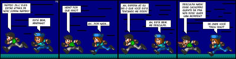 Tirinhas de Resident Evil 012