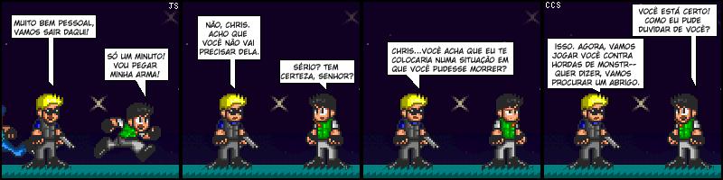 Tirinhas de Resident Evil 017