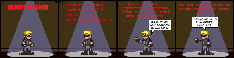 Tirinhas de Resident Evil 024