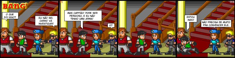 Tirinhas de Resident Evil 026