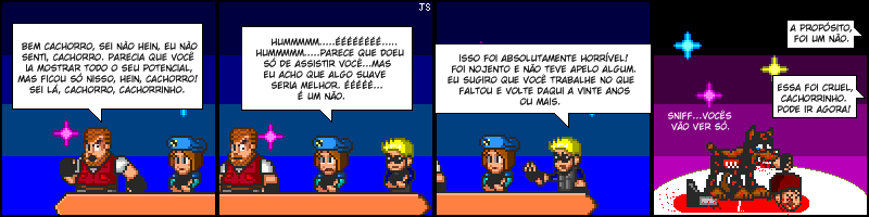 Tirinhas de Resident Evil 034