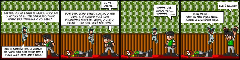 Tirinhas de Resident Evil 038