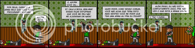 Tirinhas de Resident Evil 040