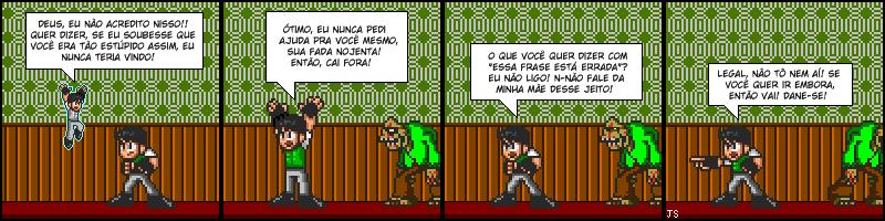 Tirinhas de Resident Evil 042