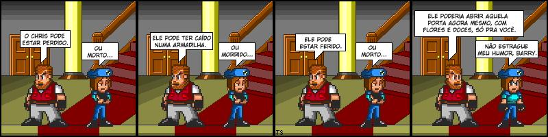 Tirinhas de Resident Evil 045